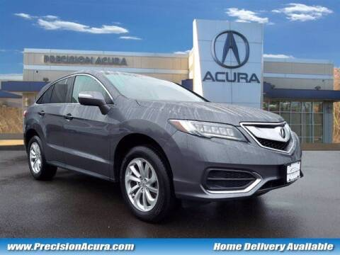 2018 Acura RDX for sale at Precision Acura of Princeton in Lawrenceville NJ