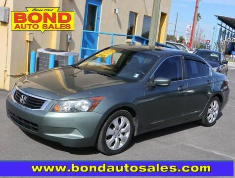 2010 Honda Accord for sale at Bond Auto Sales in St Petersburg FL