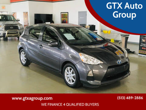 2013 Toyota Prius c for sale at GTX Auto Group in West Chester OH