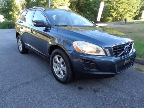 2011 Volvo XC60 for sale at Liberty Motors in Chesapeake VA