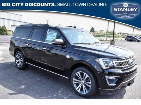 2021 Ford Expedition MAX for sale at STANLEY FORD ANDREWS in Andrews TX