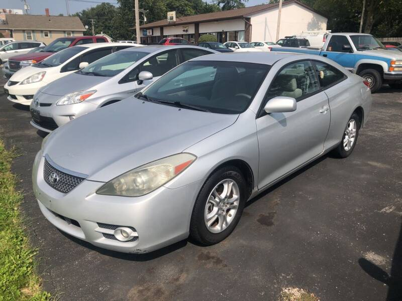 2008 Toyota Camry Solara for sale at Prospect Auto Mart in Peoria IL