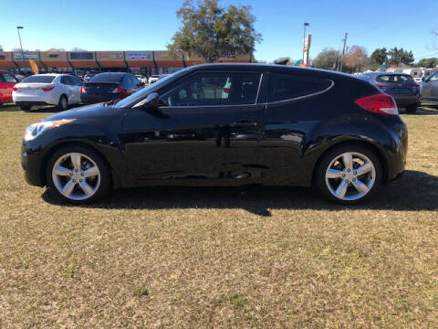 2012 Hyundai Veloster for sale at Unique Motor Sport Sales in Kissimmee FL