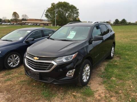 2018 Chevrolet Equinox for sale at Gross Motors of Marshfield in Marshfield WI
