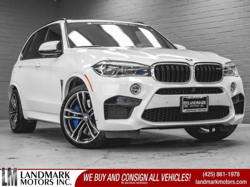 2018 BMW X5 M for sale in Bellevue, WA