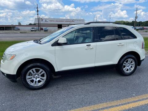 2007 Ford Edge for sale at Double K Auto Sales in Baton Rouge LA
