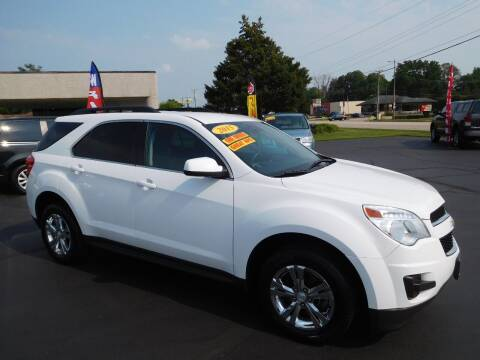 2015 Chevrolet Equinox for sale at North State Motors in Belvidere IL