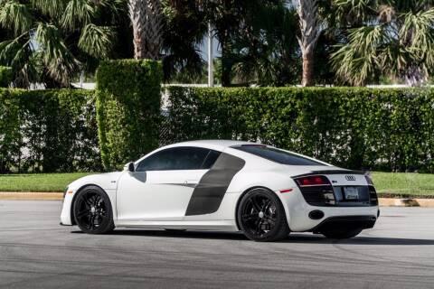 2010 Audi R8 for sale at FALCON AUTO BROKERS LLC in Orlando FL