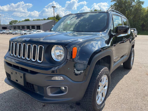 2016 Jeep Renegade for sale at Blake Hollenbeck Auto Sales in Greenville MI