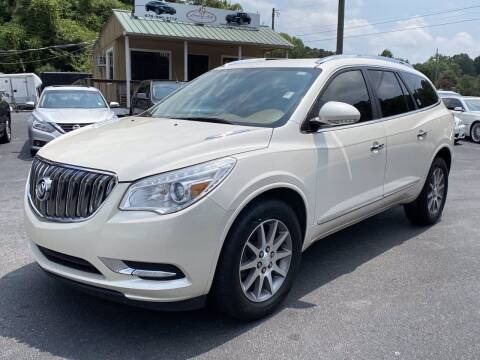 2014 Buick Enclave for sale at Luxury Auto Innovations in Flowery Branch GA