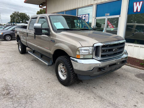 2004 Ford F-350 Super Duty for sale at Lee Auto Group Tampa in Tampa FL