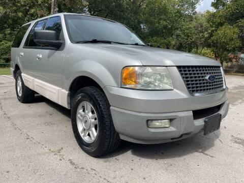 2003 Ford Expedition for sale at Thornhill Motor Company in Lake Worth TX