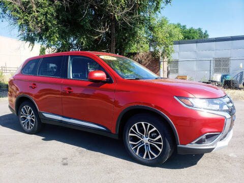 2016 Mitsubishi Outlander for sale at J & M PRECISION AUTOMOTIVE, INC in Fort Collins CO