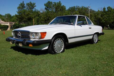 1989 Mercedes-Benz 560-Class for sale at New Hope Auto Sales in New Hope PA