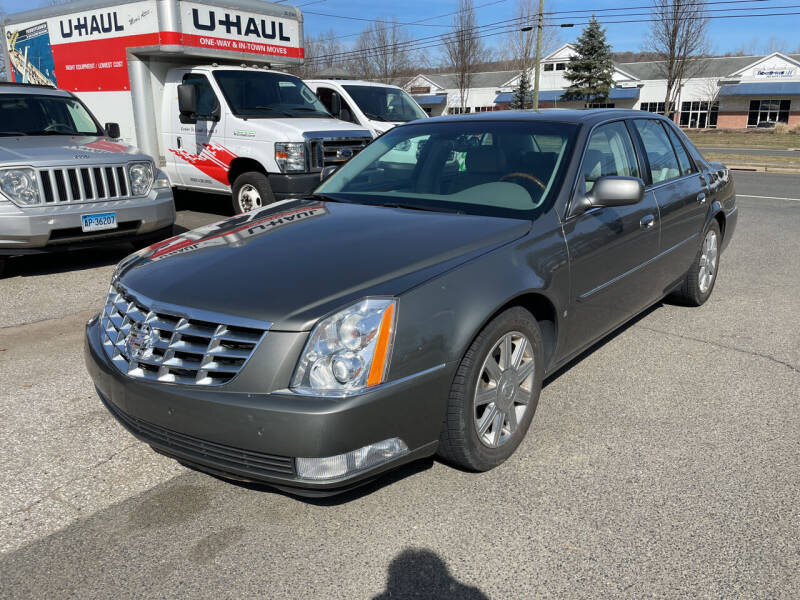 2006 Cadillac DTS for sale at Candlewood Valley Motors in New Milford CT