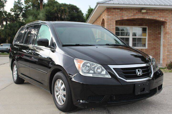 2010 Honda Odyssey for sale at MITCHELL AUTO ACQUISITION INC. in Edgewater FL