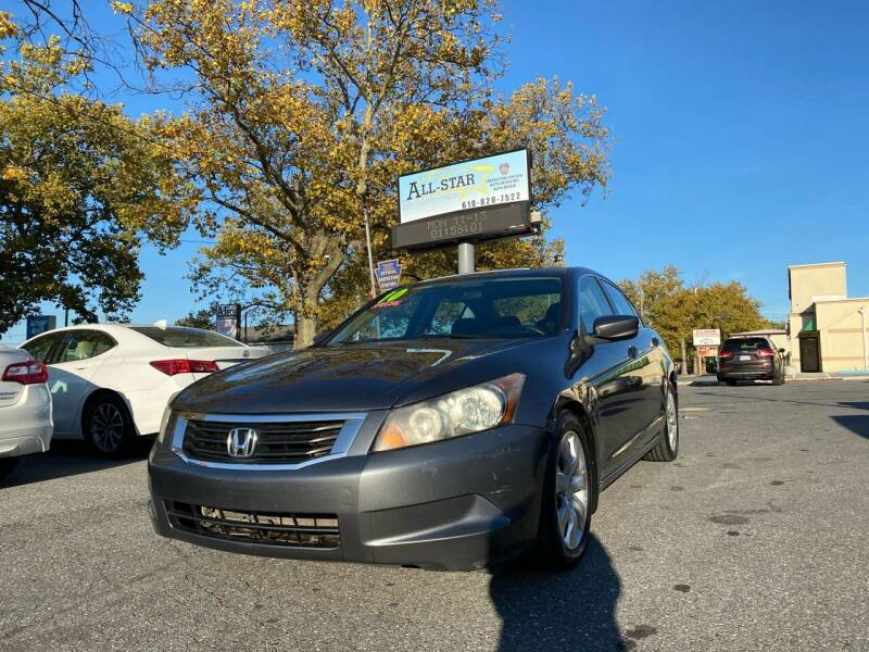 2010 Honda Accord for sale at All Star Auto Sales and Service LLC in Allentown PA