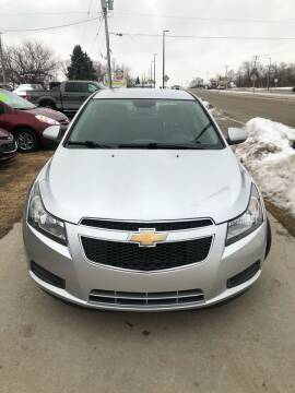 2012 Chevrolet Cruze for sale at Wyss Auto in Oak Creek WI