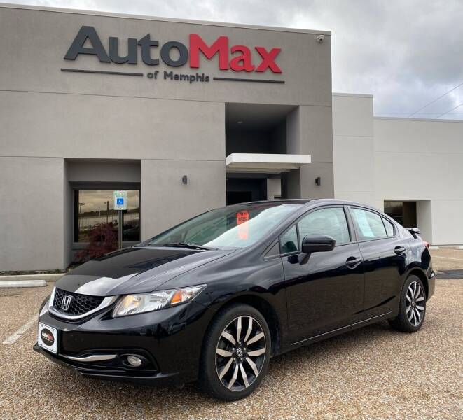 2015 Honda Civic for sale at AutoMax of Memphis in Memphis TN