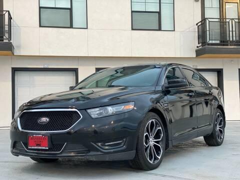 2016 Ford Taurus for sale at Avanesyan Motors in Orem UT