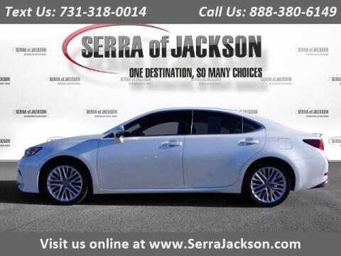 2016 Lexus ES 350 for sale at Serra Of Jackson in Jackson TN