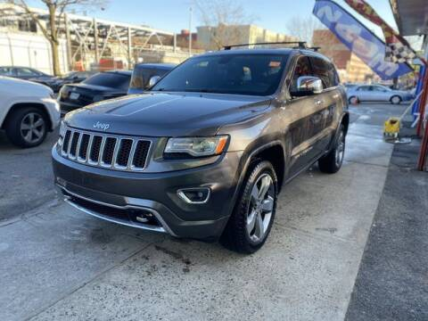 2014 Jeep Grand Cherokee for sale at New 3 Way Auto Sales in Bronx NY