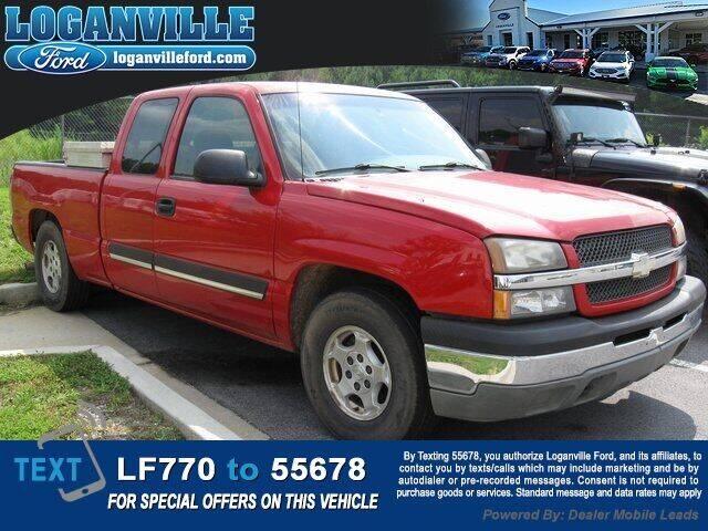2003 Chevrolet Silverado 1500 for sale at Loganville Ford in Loganville GA