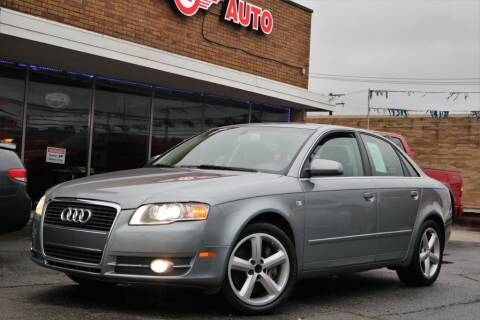 2007 Audi A4 for sale at JT AUTO in Parma OH