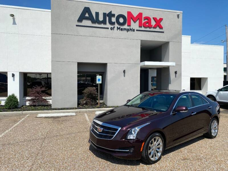 2017 Cadillac ATS for sale at AutoMax of Memphis - Nate Palmer in Memphis TN