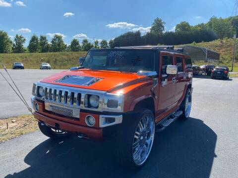 2003 HUMMER H2 for sale at Elite Auto Brokers in Lenoir NC