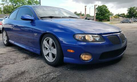 2004 Pontiac GTO for sale at The Car Cove, LLC in Muncie IN