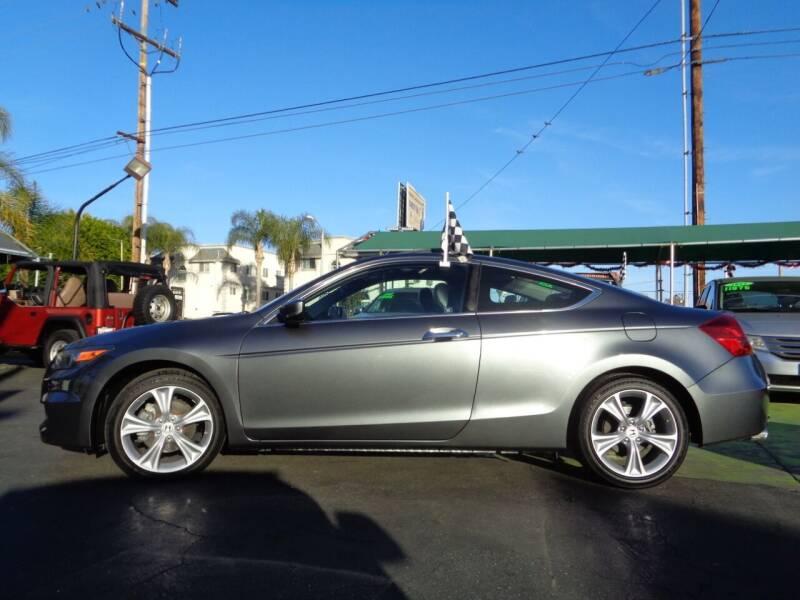 2012 Honda Accord for sale at Pauls Auto in Whittier CA