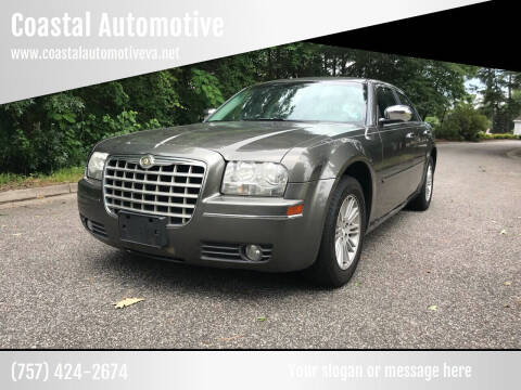 2010 Chrysler 300 for sale at Coastal Automotive in Virginia Beach VA