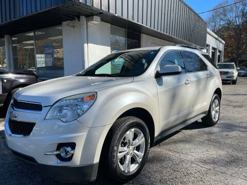 2012 Chevrolet Equinox for sale at Car Online in Roswell GA