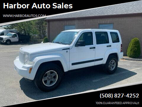 2012 Jeep Liberty for sale at Harbor Auto Sales in Hyannis MA
