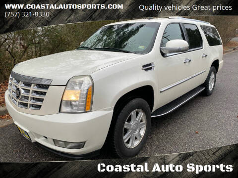 2007 Cadillac Escalade ESV for sale at Coastal Auto Sports in Chesapeake VA