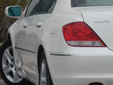 2005 Acura RL for sale at Moto Zone Inc in Melrose Park IL