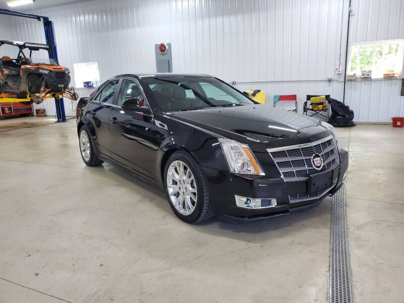 2011 Cadillac CTS for sale at Motor House in Alden NY