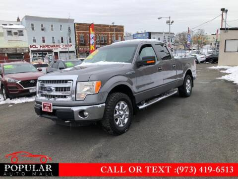 2014 Ford F-150 for sale at Popular Auto Mall Inc in Newark NJ