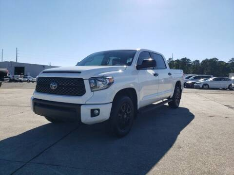 2020 Toyota Tundra for sale at Hardy Auto Resales in Dallas GA