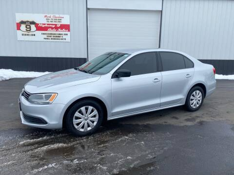 2013 Volkswagen Jetta for sale at Highway 9 Auto Sales - Visit us at usnine.com in Ponca NE