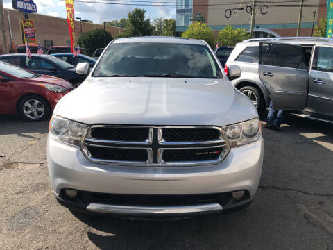 2013 Dodge Durango for sale at 103 Auto Sales in Bloomfield NJ
