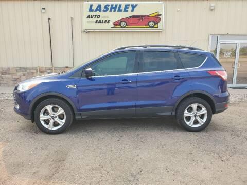2013 Ford Escape for sale at Lashley Auto Sales in Mitchell NE