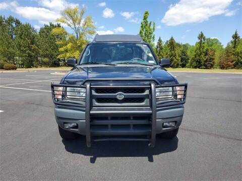 2001 Nissan Xterra for sale at Southern Auto Solutions - Lou Sobh Honda in Marietta GA