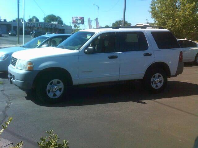 2002 Ford Explorer for sale at University Auto Sales Inc in Pocatello ID
