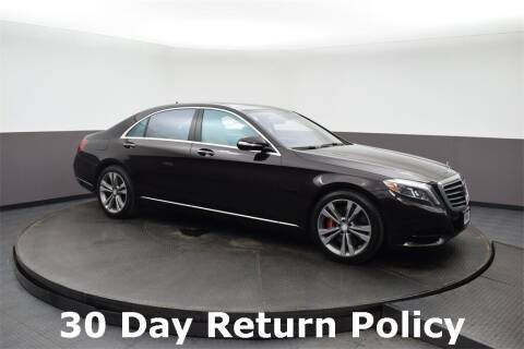 2014 Mercedes-Benz S-Class for sale at M & I Imports in Highland Park IL
