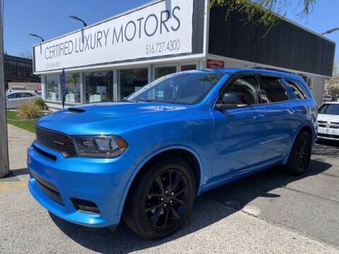 2018 Dodge Durango for sale at Certified Luxury Motors in Great Neck NY