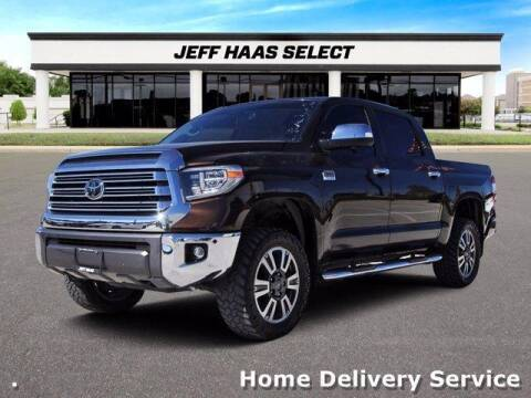 2019 Toyota Tundra for sale at JEFF HAAS MAZDA in Houston TX