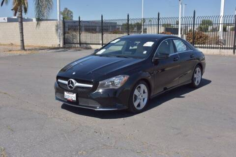 2017 Mercedes-Benz CLA for sale at Choice Motors in Merced CA