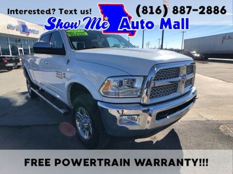 2013 RAM Ram Pickup 2500 for sale at Show Me Auto Mall in Harrisonville MO